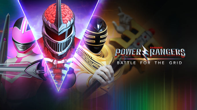 Power Rangers: Battle for the Grid Releases New Free and Paid DLC Today