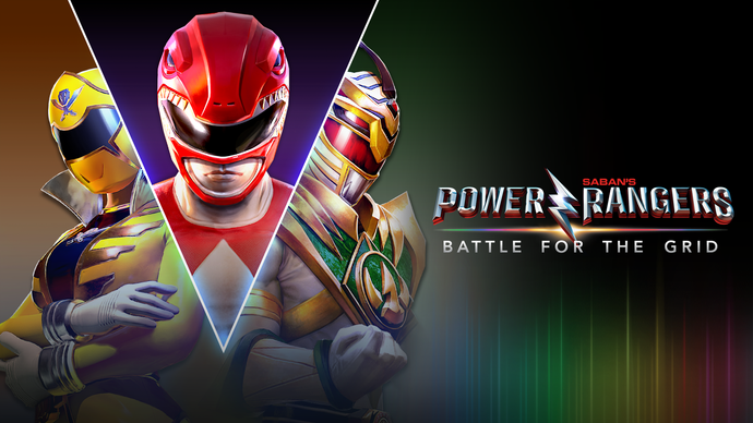 Power Rangers: Battle for the Grid Available Today