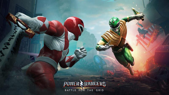 Power Rangers: Battle for the Grid to Feature Rangers Vs. Villains Team Combat Across Multiple Gaming Platforms