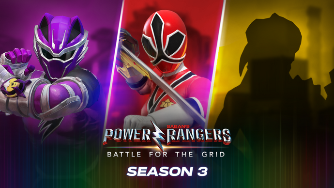 Power Rangers: Battle for the Grid Announces the Upcoming Release of Season 3
