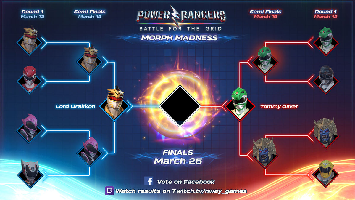 Experience MORPH MADNESS!