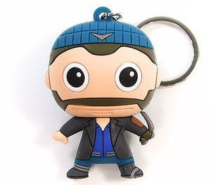 Captain Boomerang 3D Figural Keychain