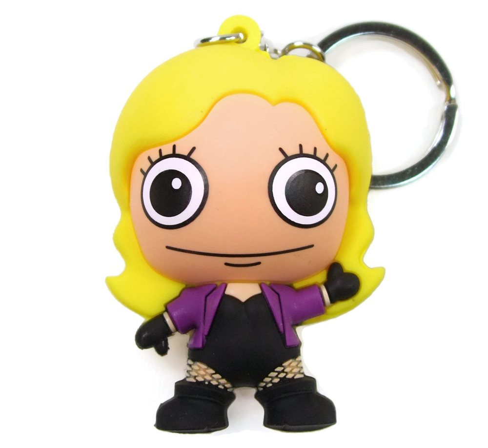 Black Canary 3D Figural Keychain
