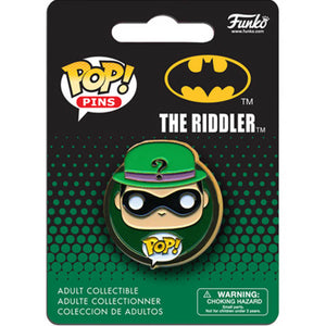 Riddler Pop Pin
