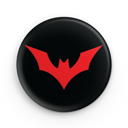 Batwoman Button