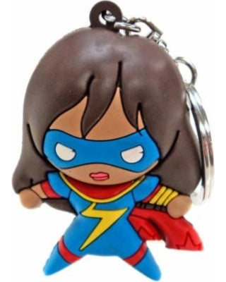 Ms Marvel 3D Figural Keychain