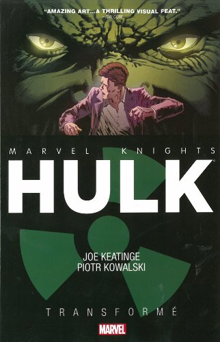 Marvel Knights: Hulk: Transforme
