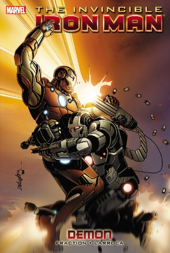 Invincible Iron Man - Demon - Hardcover