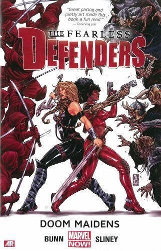 Fearless Defenders: Doom Maidens