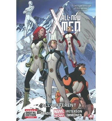 All-New X-Men All Different Vol 4 - Hardcover