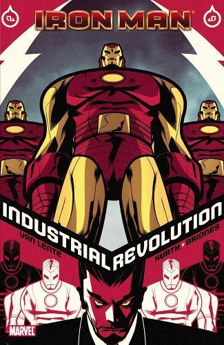 Iron Man Industrial Revolution - Hardcover