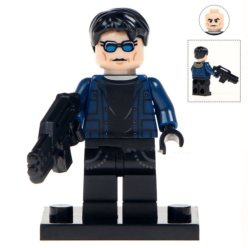 Captain Cold Figure