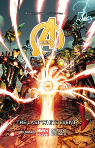 Avengers: Last White Event - Hardcover