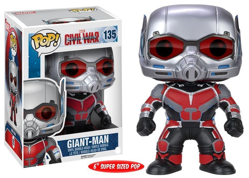 POP Marvel: Captain America 3: Civil War Giant Man Action Figure, 6-Inch