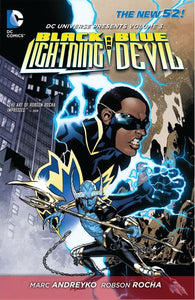 DC Universe Presents Vol. 3: Black Lightning and Blue Devil