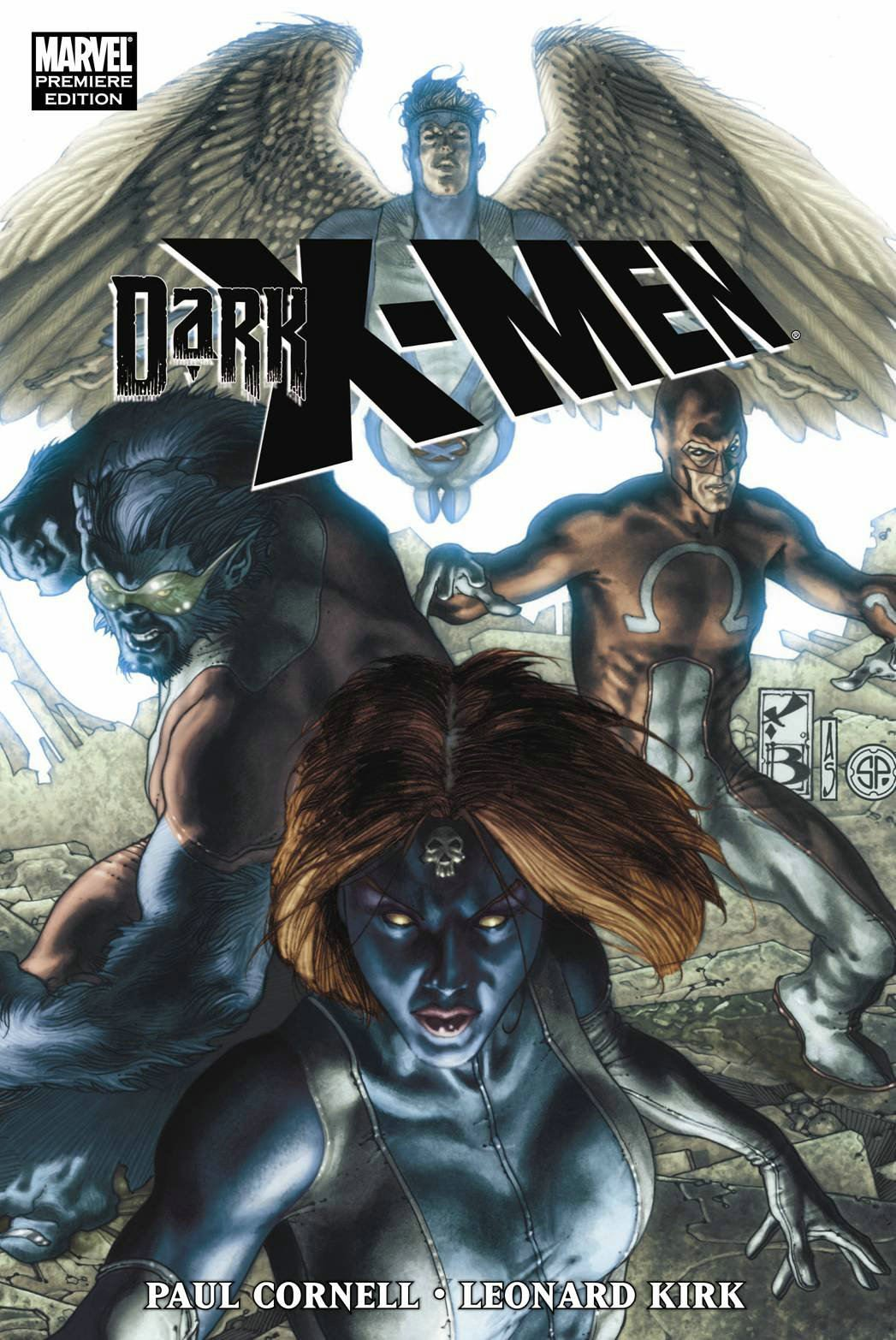Dark X-Men - Hardcover NEW