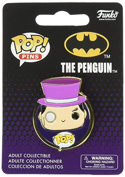 Penguin Pop Pin