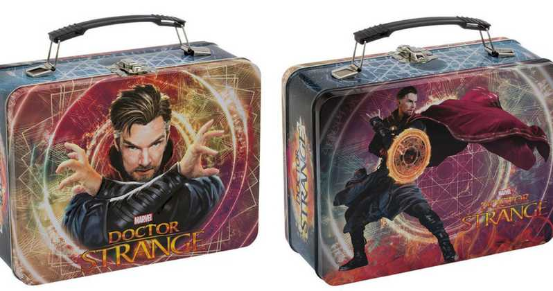 Dr Strange Lunch Box