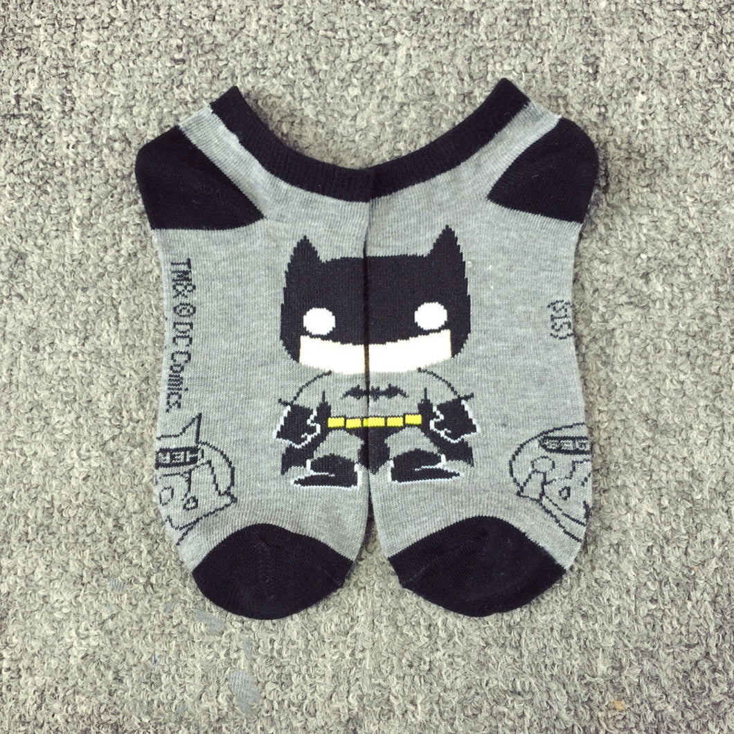 Batman Ankle Socks