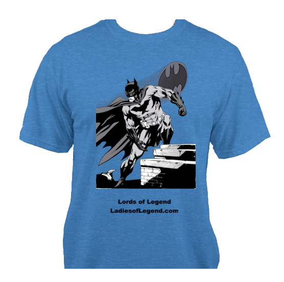 Batman Blue T-Shirt