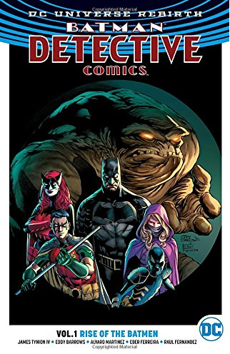 Batman: Detective Comics Vol. 1: Rise of the Batmen