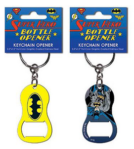 Batman Keychain - Bottle Opener