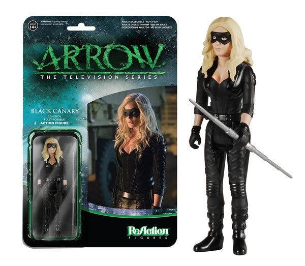 Black Canary Action Figure