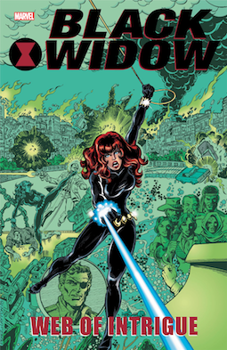 Black Widow: Web of Intrigue