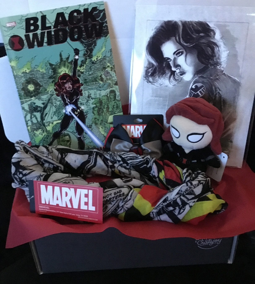 Black Widow Box