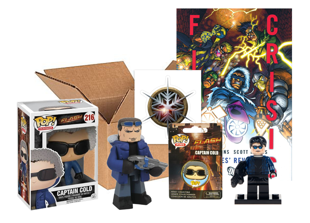 Captain Cold Box