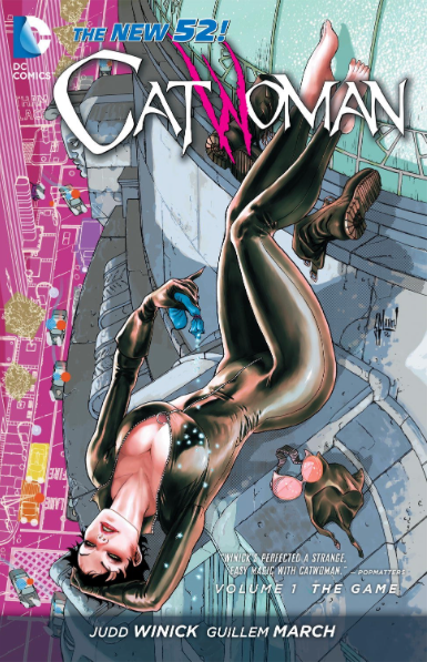 Catwoman Vol. 1: The Game