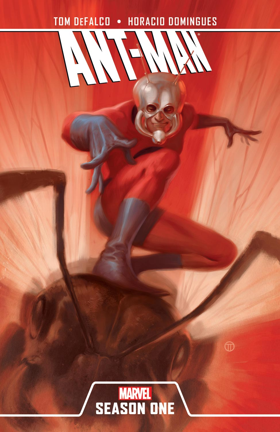 Ant-man: Season One - Hardcover
