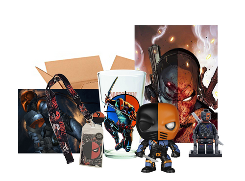 Deathstroke Box