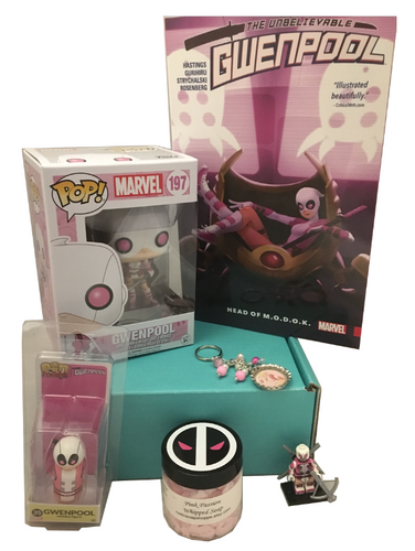 Gwenpool Box