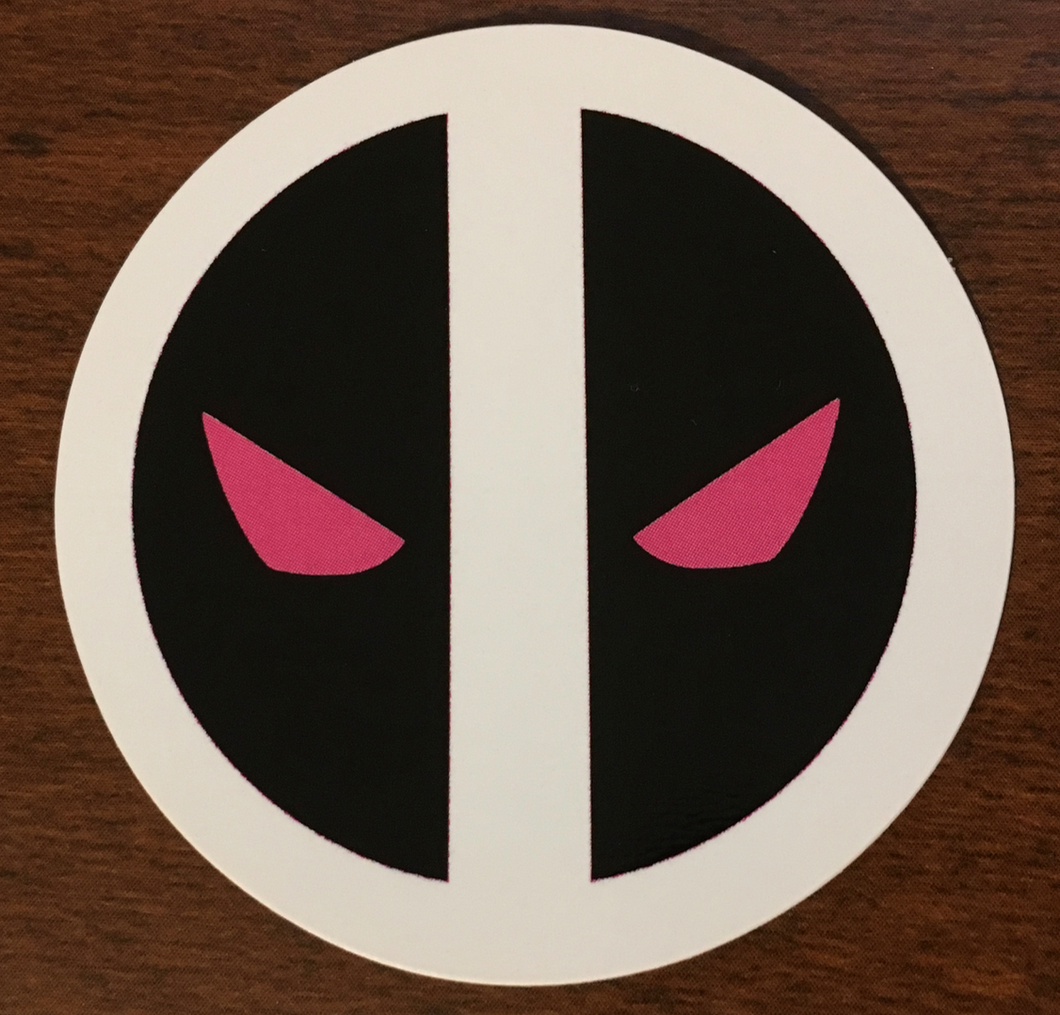 Gwenpool Sticker