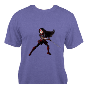 Katana Purple T-Shirt