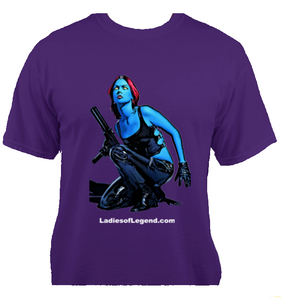 Mystique Purple T-Shirt