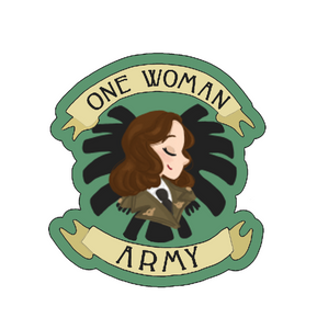 Peggy Carter Sticker