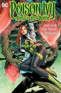 Poison Ivy: Circle of Life and Death