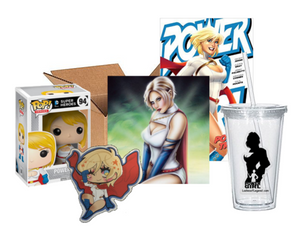Power Girl Box