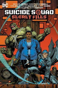 Suicide Squad: Secret Files
