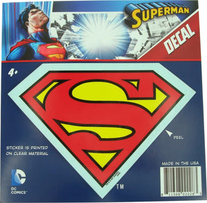 Superman Decal