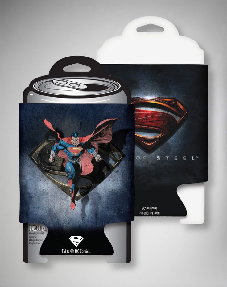 Batman vs Superman Koozie