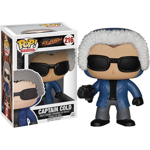 Captain Cold Pop
