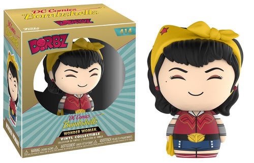 Wonder Woman Dorbz