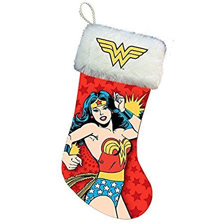 Wonder Woman Stocking