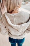 Comfy Cozy Jacket-Grey