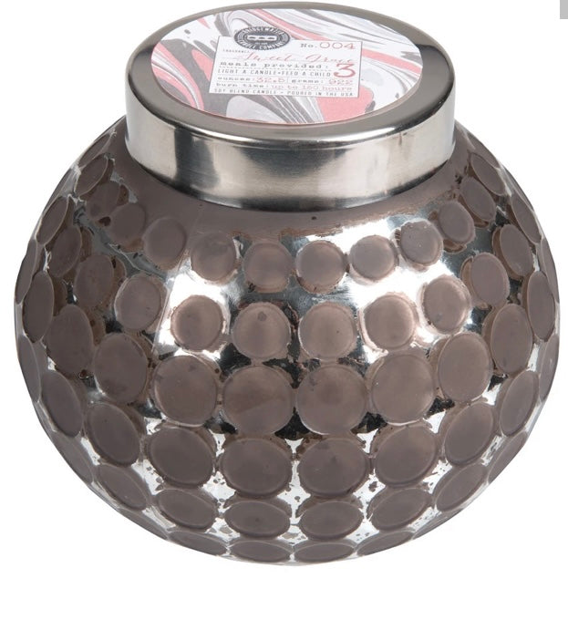 Polka Dot Sweet Grace Jar Candle