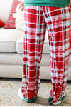 Christmas PJ Pants - Alpine Plaid