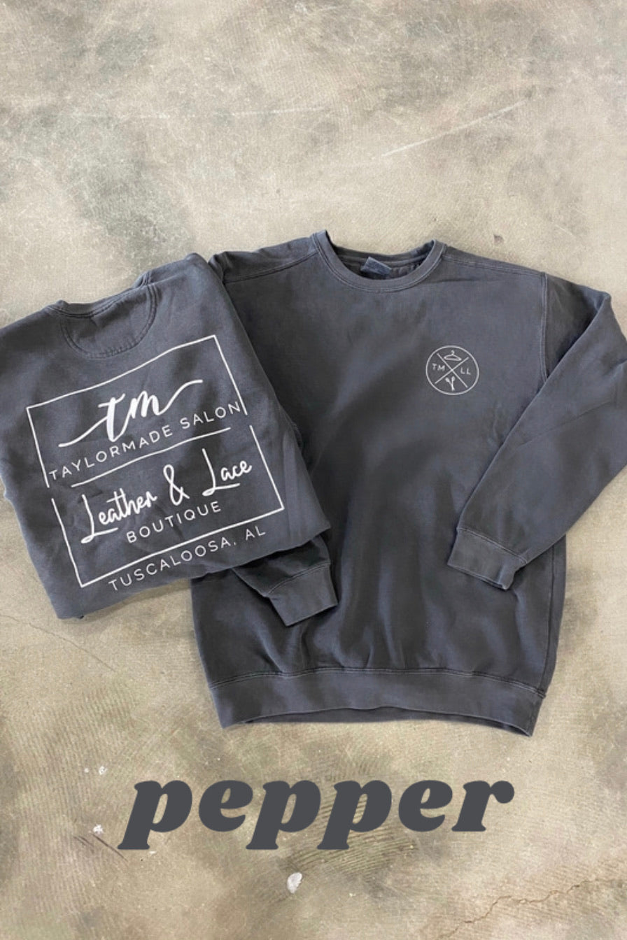 TMLL Comfort Color Sweatshirt
